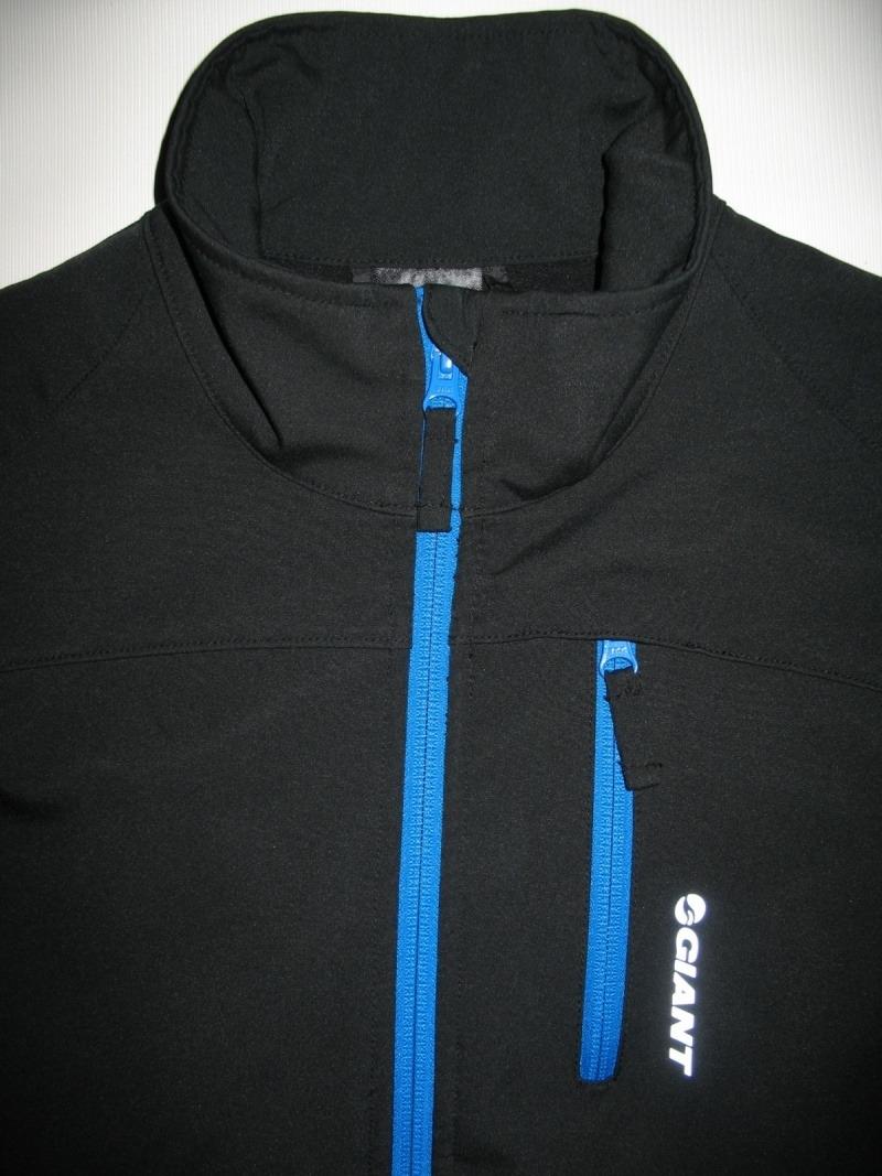 Куртка GIANT softshell jacket (размер XS/S) - 3