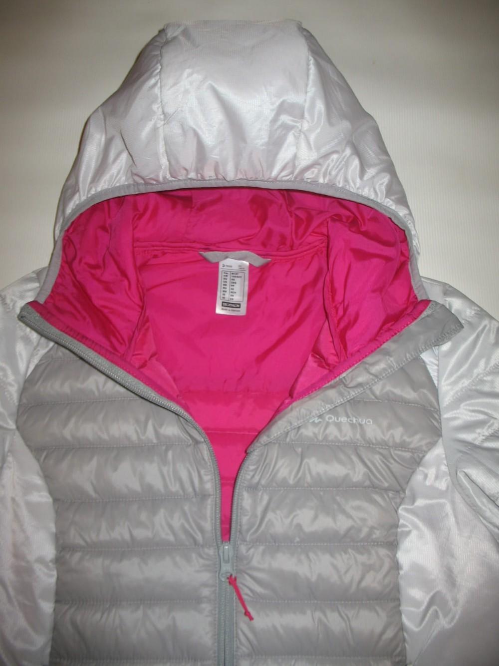 Куртка QUECHUA X-light down jacket lady (размер XS) - 4