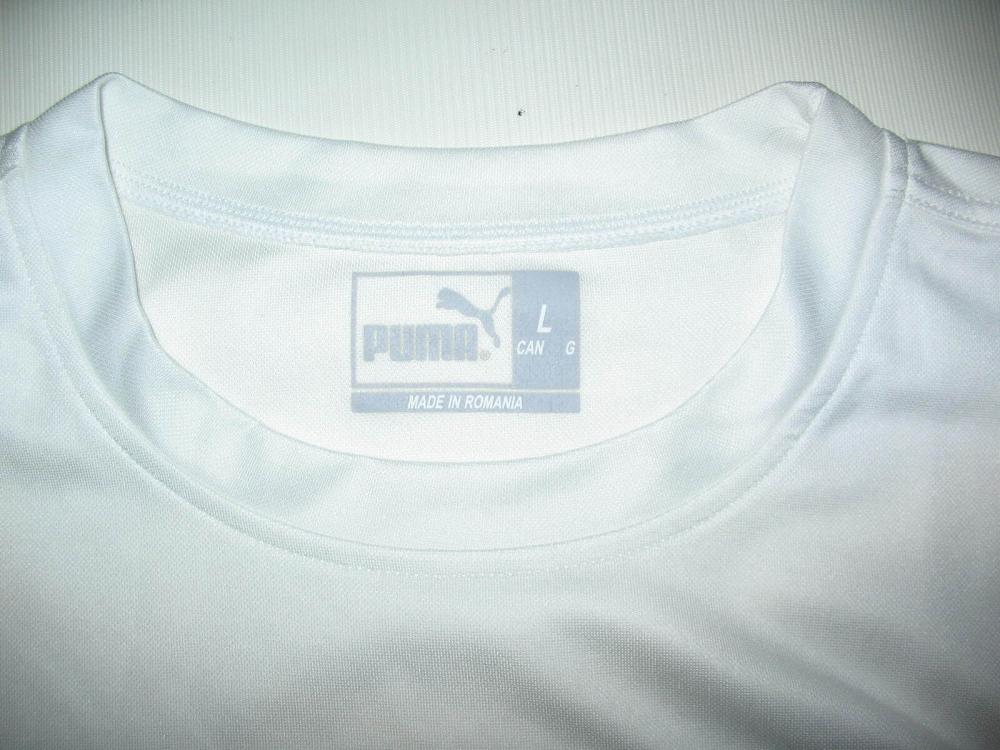 Футболка PUMA longsleeve jersey (размер L) - 2
