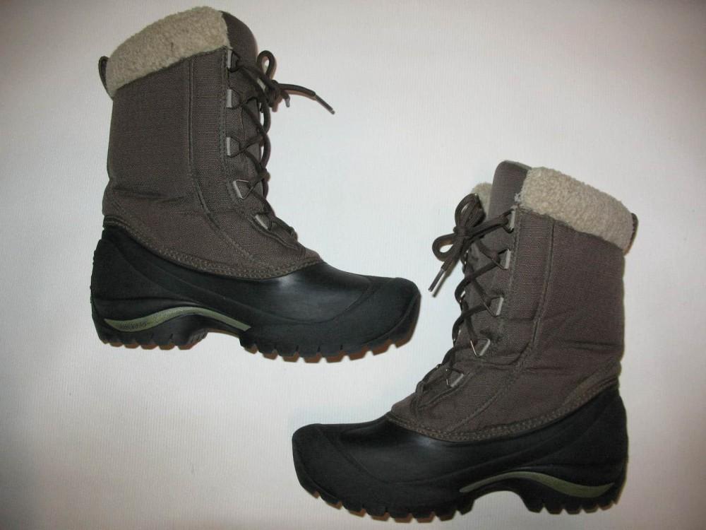 Ботинки SOREL cumberland boot lady (размер UK5.5/US7/EU38,5(на стопу до 240 mm)) - 8
