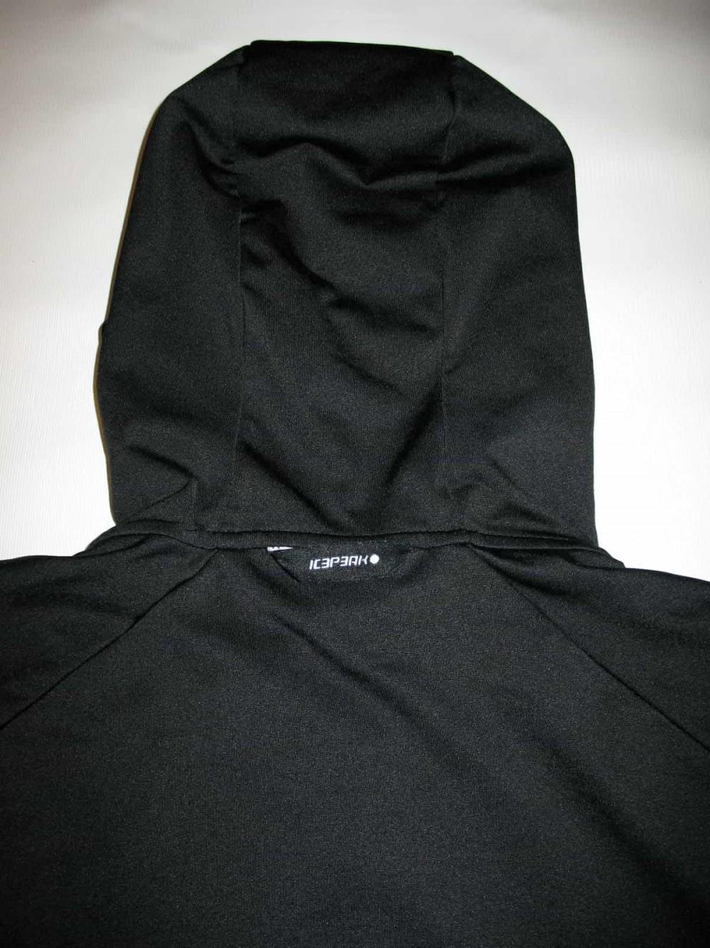 Кофта ICEPEAK fleece hoody (размер 52/L) - 7