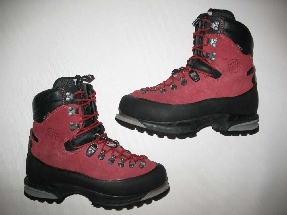 Ботинки HANWAG omega GTX boots (размер UK7,5/EU41,5(на стопу до 265mm)) - 4