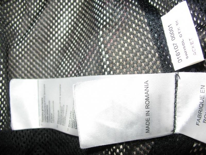 Куртка SALEWA sansol gtx  (размер XXL) - 8