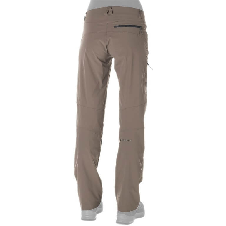 Штаны MAMMUT runje pants lady (размер S/M) - 1