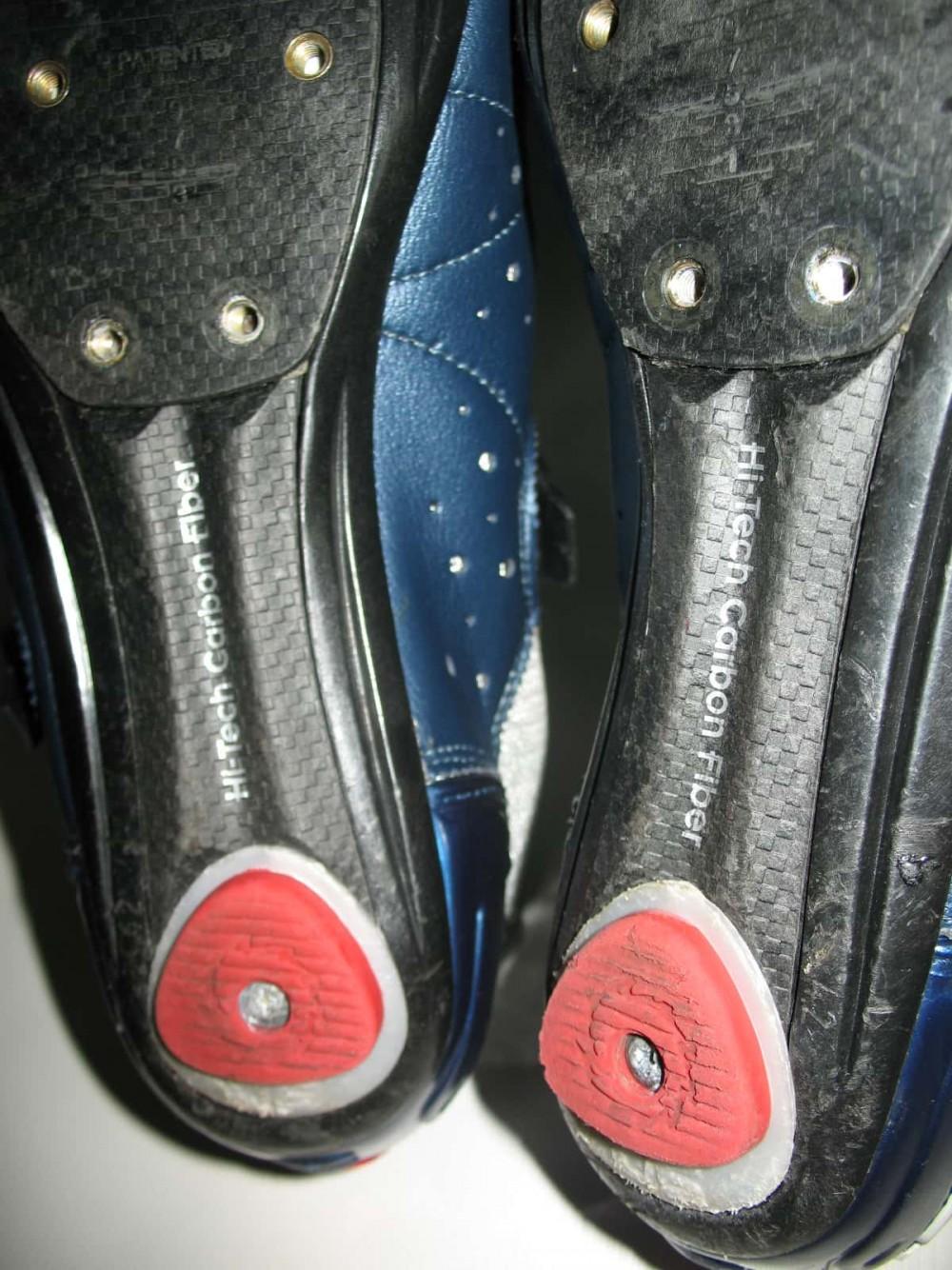 Велотуфли SIDI genius 5.5 carbon road shoes (размер EU42,5(на стопу 265mm)) - 6