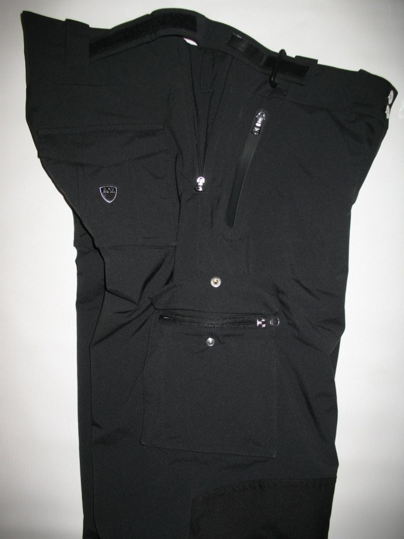 Штаны EA7 emporio armani ski pants lady  (размер XL/L) - 7