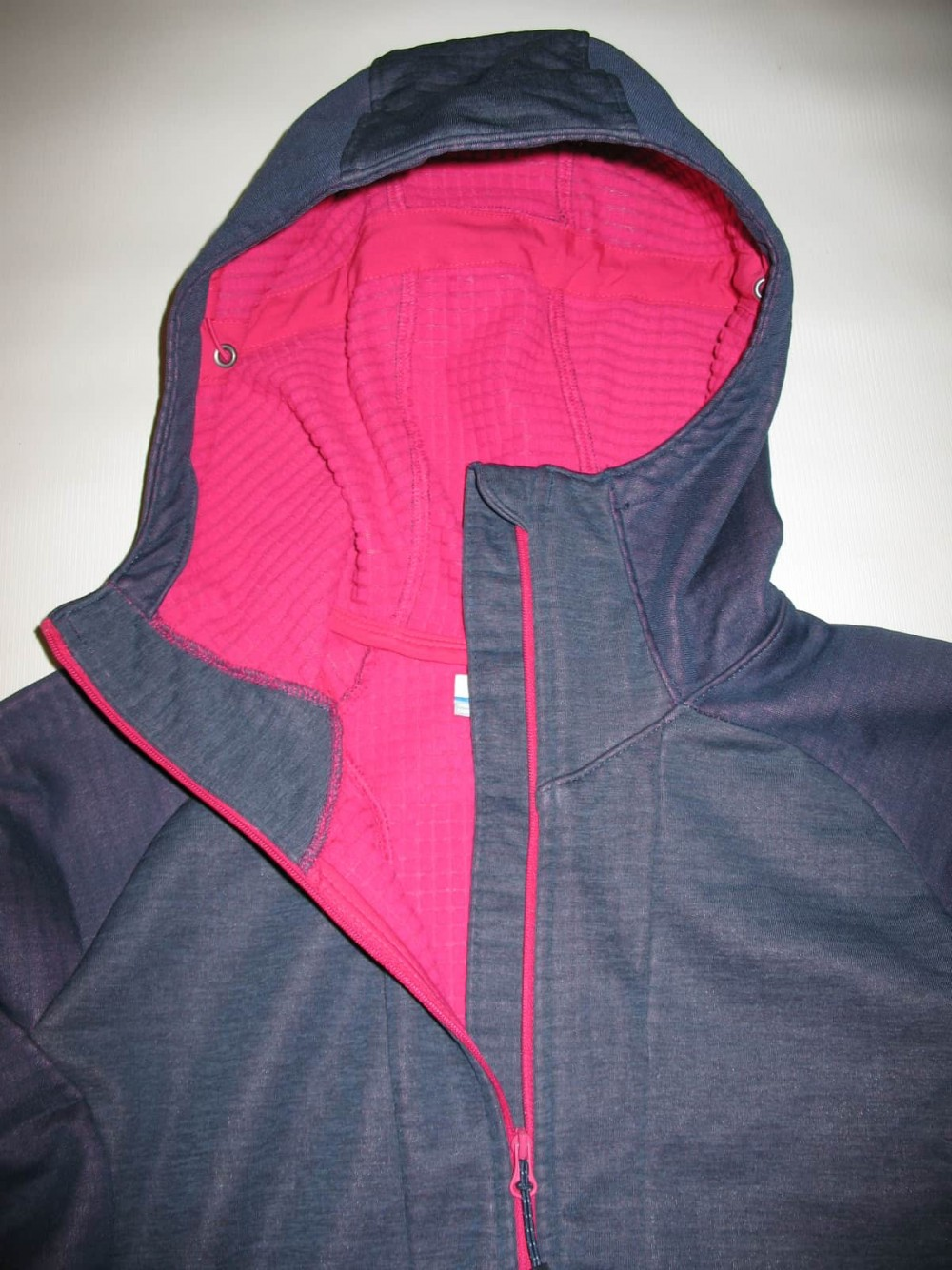 Куртка COLUMBIA steel cliff hooded softshell jacket lady (размер S) - 5