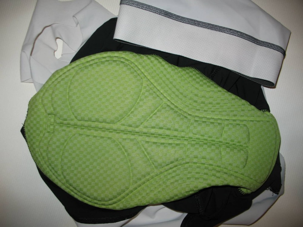 Велошорты GRIPGRAB team cycling bib shorts (размер 5-XL) - 4