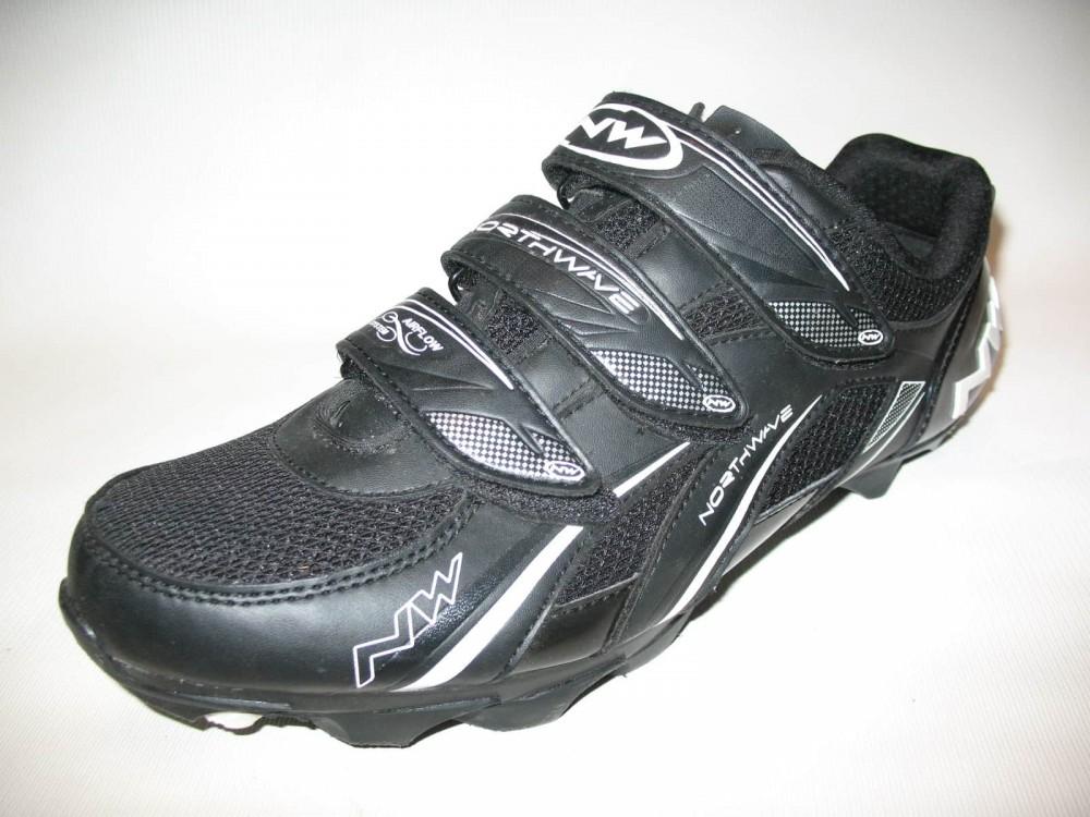 Велотуфли NORTHWAVE sparta MTB shoes (размер UK10/US11/EU44(на стопу до 286 mm)) - 2