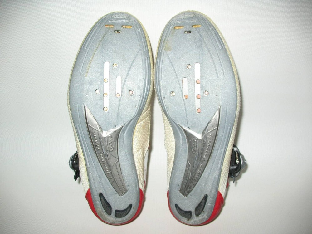 Велотуфли NORTHWAVE revenge road shoes (размер EU41(на стопу до 260 mm)) - 6
