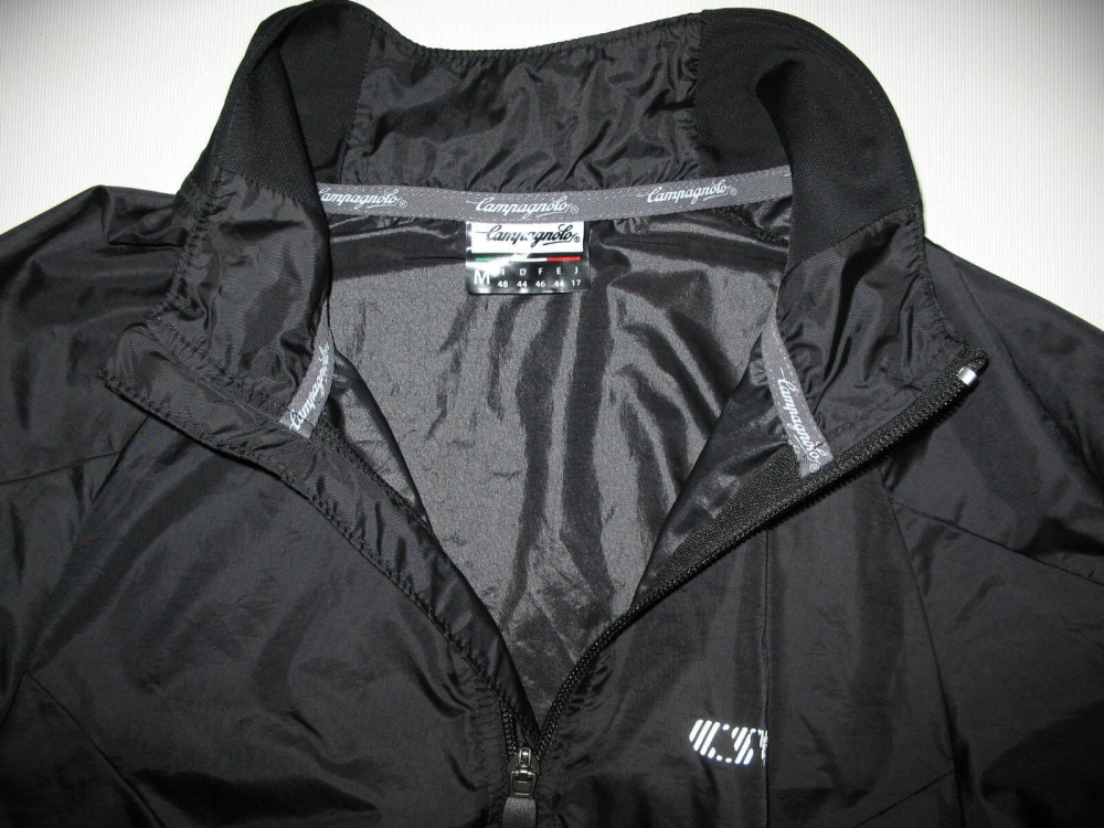 Куртка CAMPAGNOLO sportswear windproof light jacket (размер 48/M) - 4