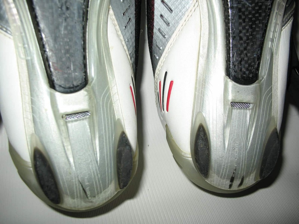 Велотуфли SCOTT carbon ahc road shoes (размер US7/EU40(на стопу 255 mm)) - 4