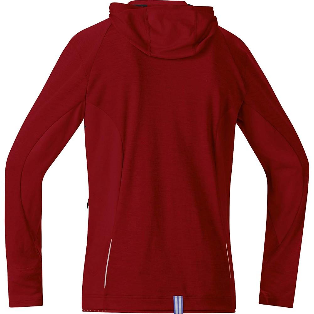 Кофта GORE running wear hooded running jacket (размер XXL) - 3