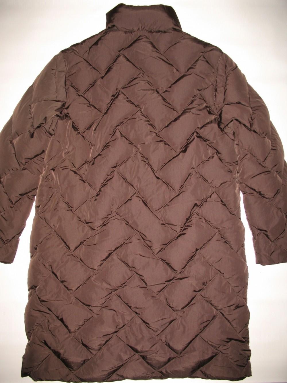 Пальто MONCLER down lady (размер 5/XL) - 3