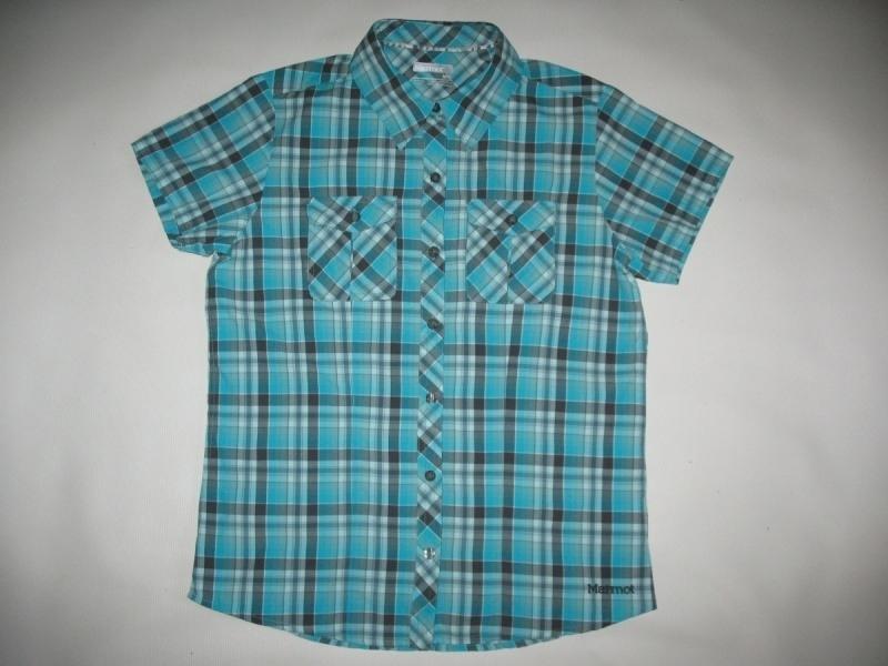 Рубашка MARMOT Nadine SS lady (размер M) - 1