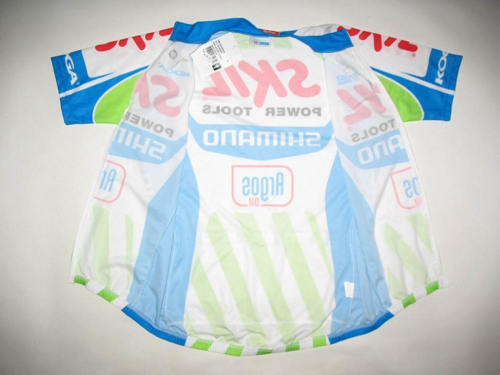Веломайка SHIMANO skil cycling jersey (размер L) - 4