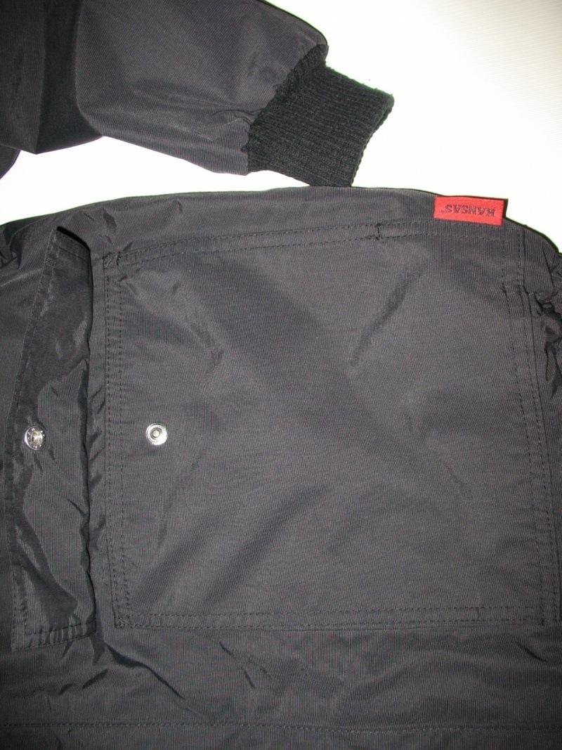 Куртка KANSAS  kvintet jacket  (размер  XL/XXL) - 10