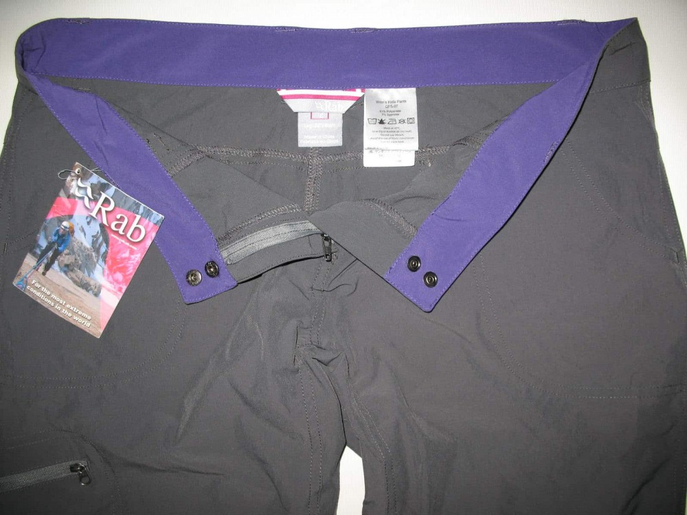 Штаны RAB helix pants lady (размер 12/L-XL) - 8