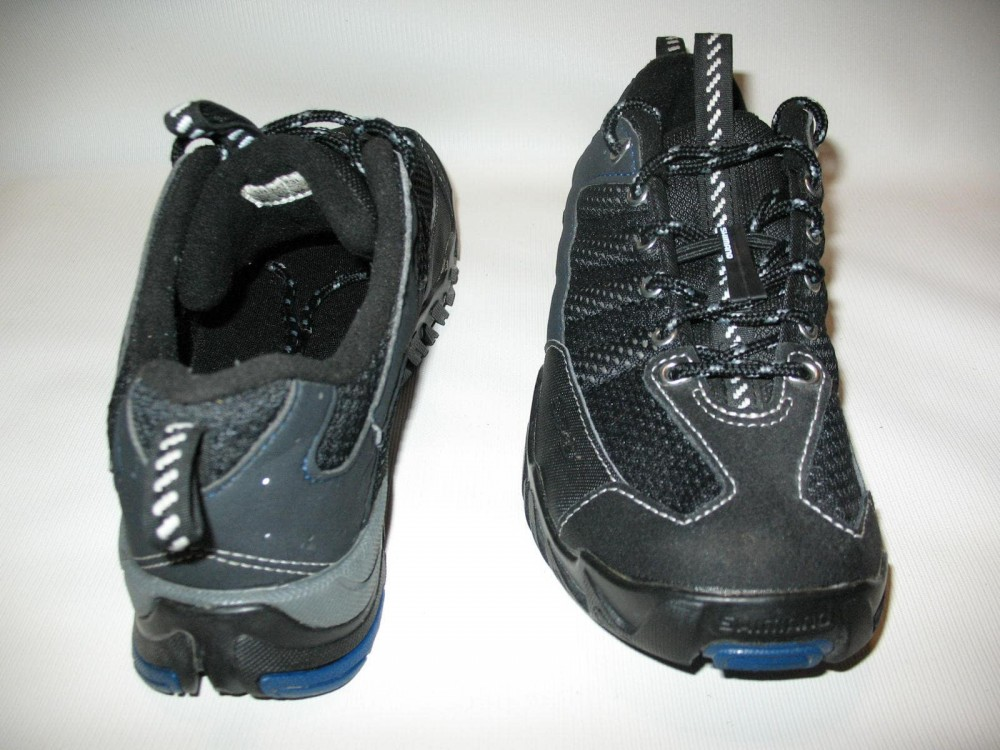 Велотуфли SHIMANO sh-mt33 mtb shoes (размер EU42(на стопу 260 mm)) - 6