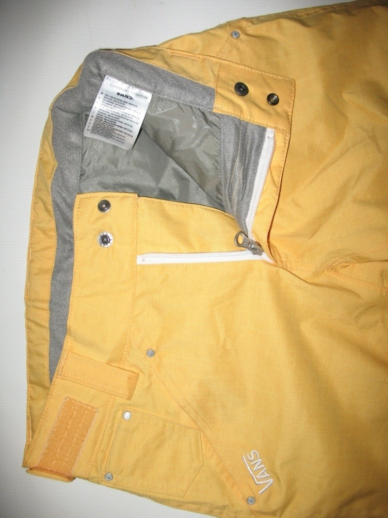 Штаны VANS 10/10 pants lady  (размер XS) - 3