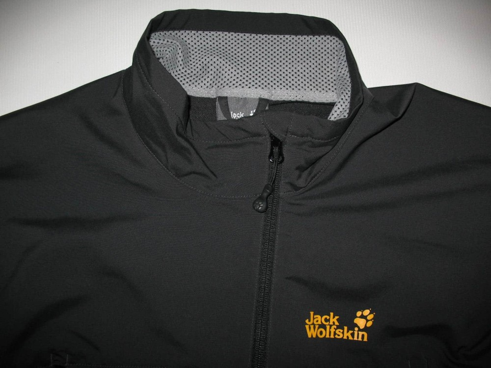 Куртка JACK WOLFSKIN atmosphere softshell jacket (размер XL) - 3