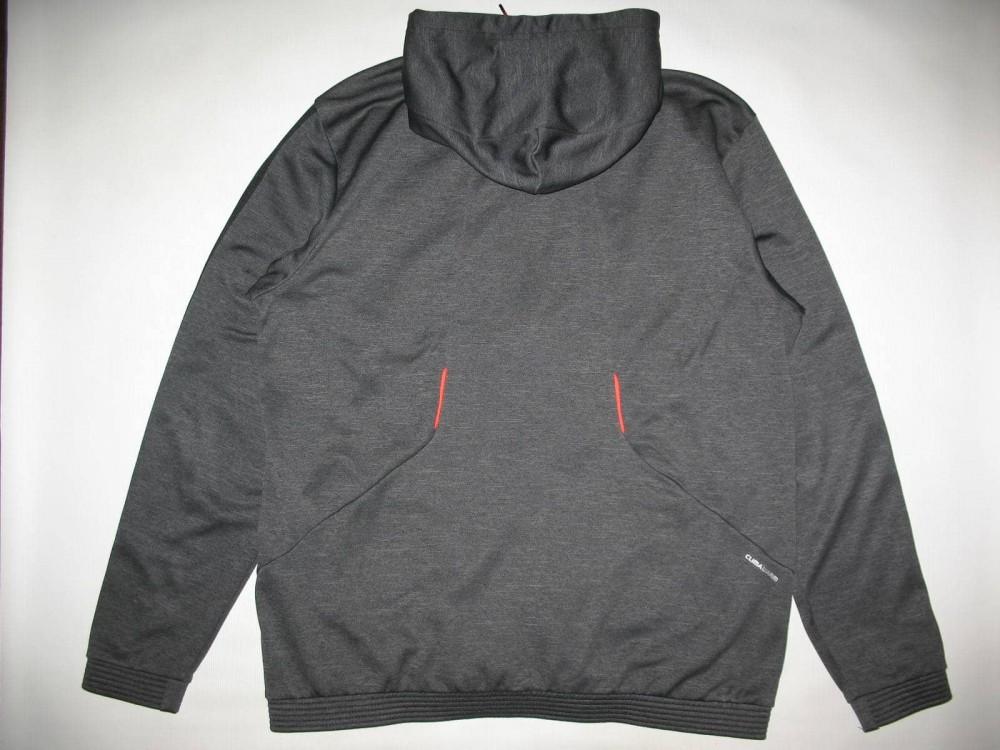 Кофта ADIDAS fleece hoodies jersey (размер XXL) - 2