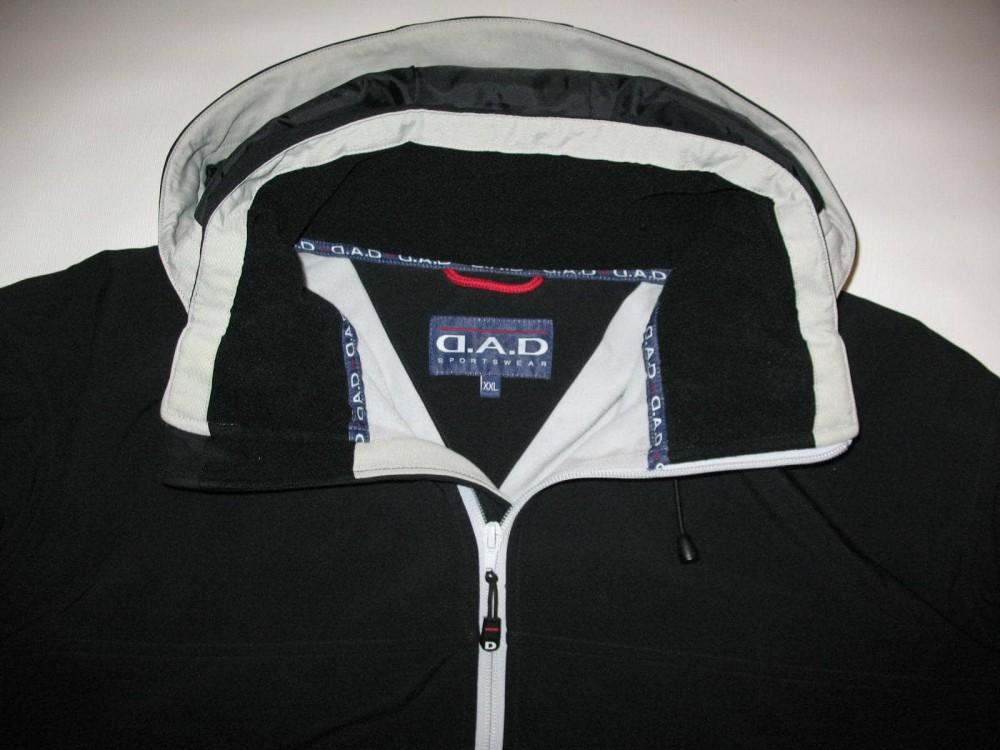Куртка D.A.D pilberra softshell jacket (размер XXL) - 4