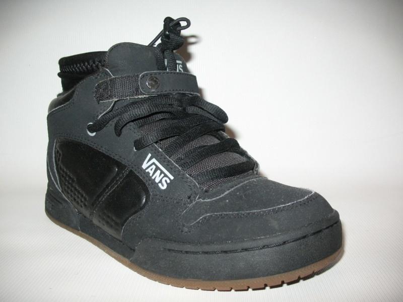 Ботинки VANS skate  (размер US 8/UK7/EU40, 5(260mm)) - 1