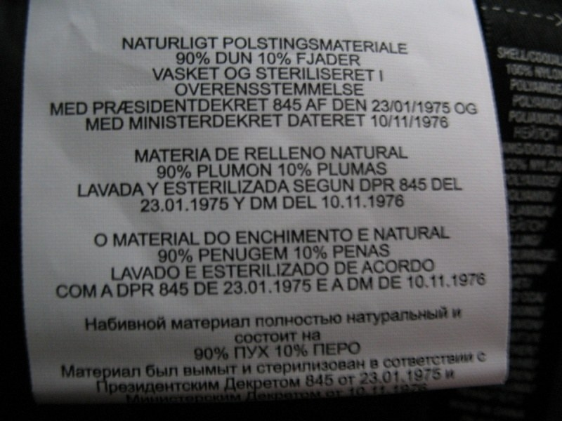 Жилет RLX (Polo Ralph Lauren) Explorer Down Vest  (размер XL) - 11