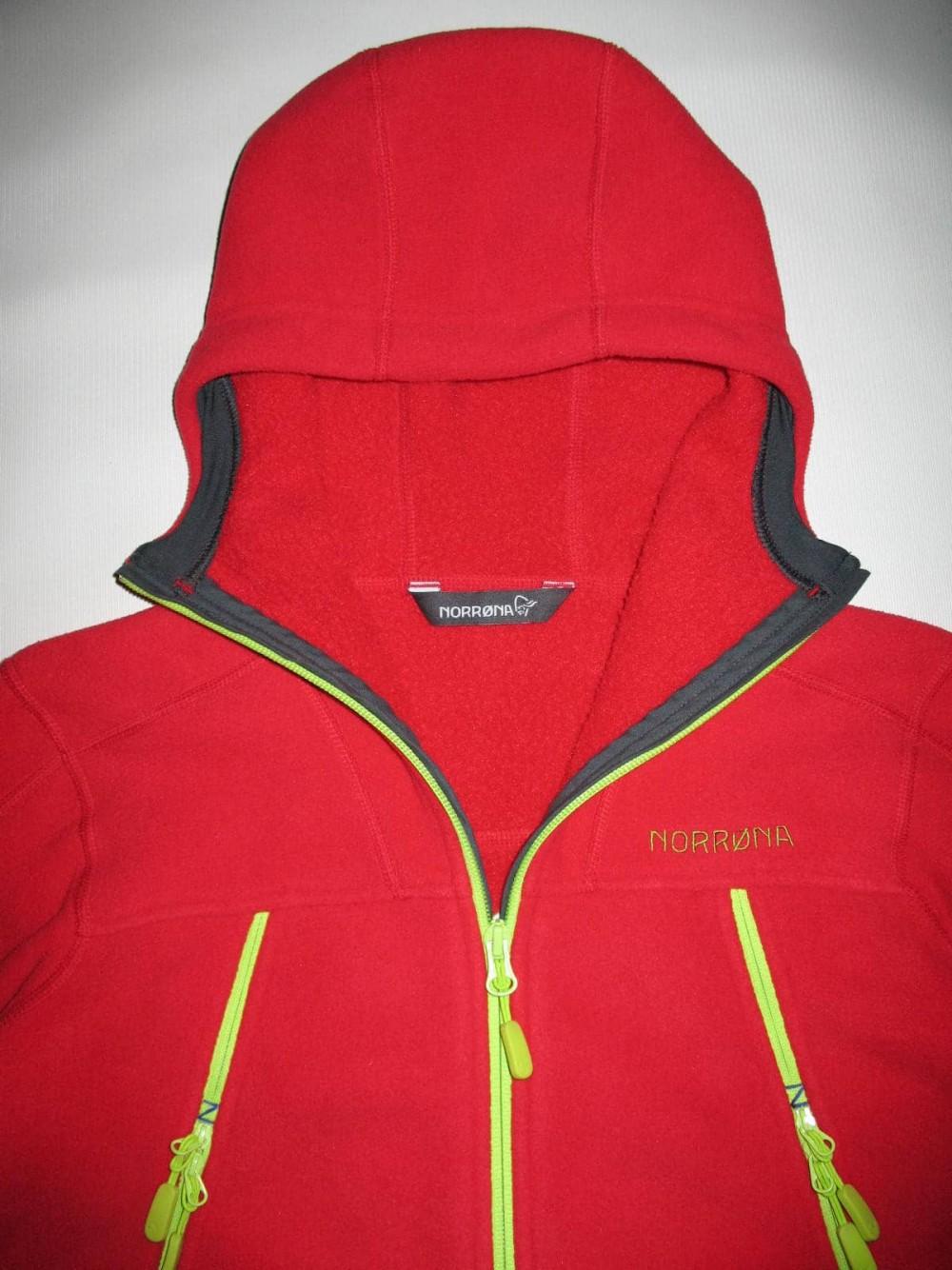Куртка NORRONA narvik warm 3 hoodies lady (размер S) - 4