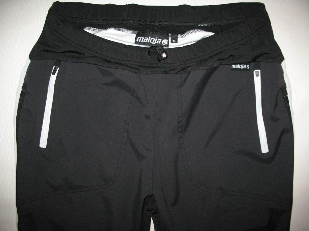 Велобрюки MALOJA sacha softshell pants (размер XL) - 5