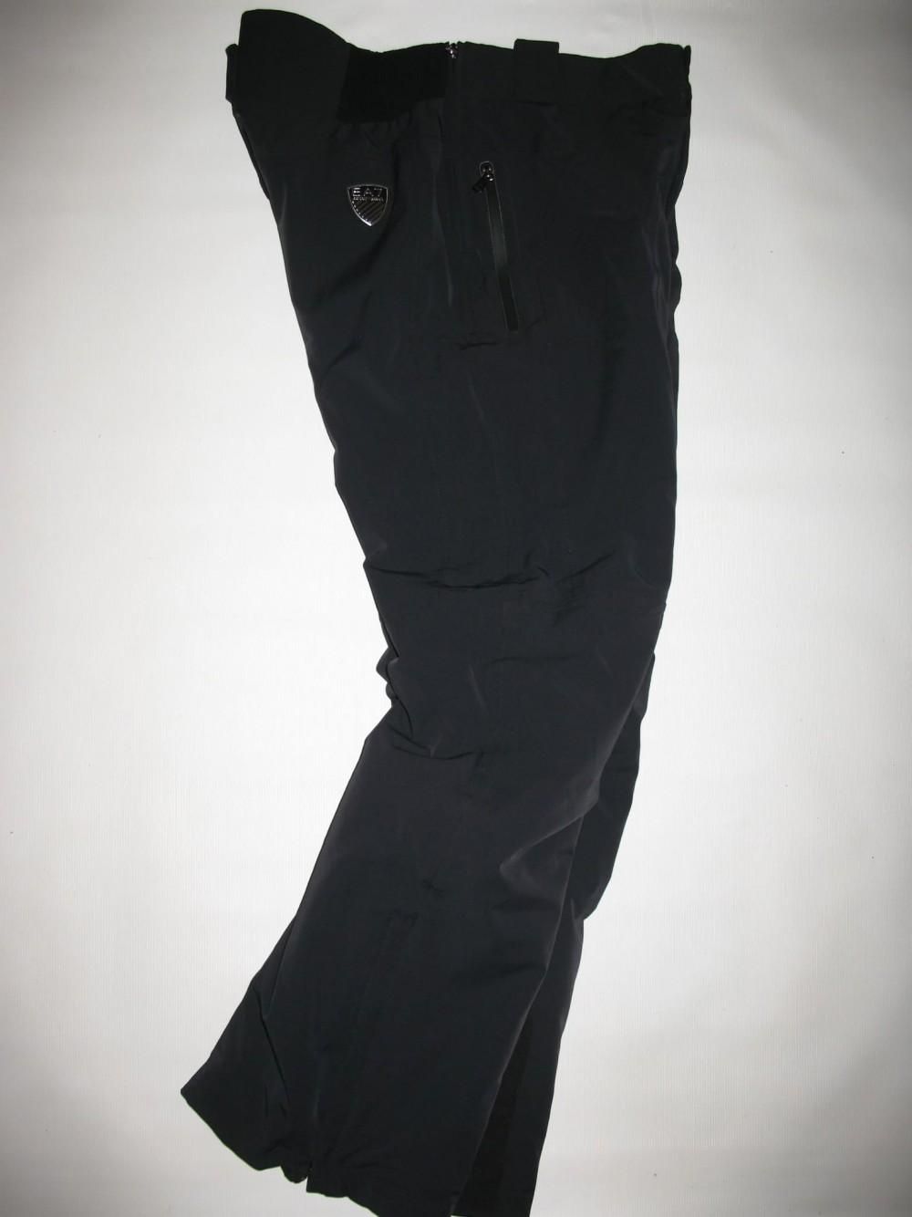 Штаны EA7 emporio armani ski bib pants ( размер XL) - 10