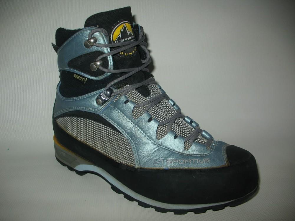 Ботинки LA SPORTIVA trango s evo boots lady (размер UK7.5/EU41(на стопу до 255 mm)) - 2