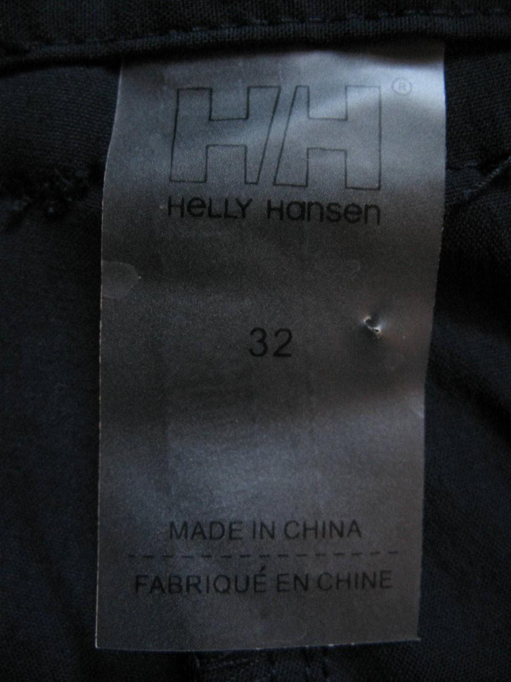 Штаны HELLY HANSEN hydropower quickdry 3/4 pant lady (размер 32/L) - 9