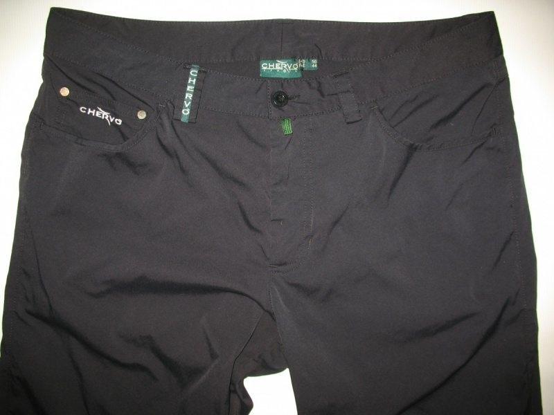 Штаны  CHERVO dry matic golf pants (размер 34/50/L) - 2