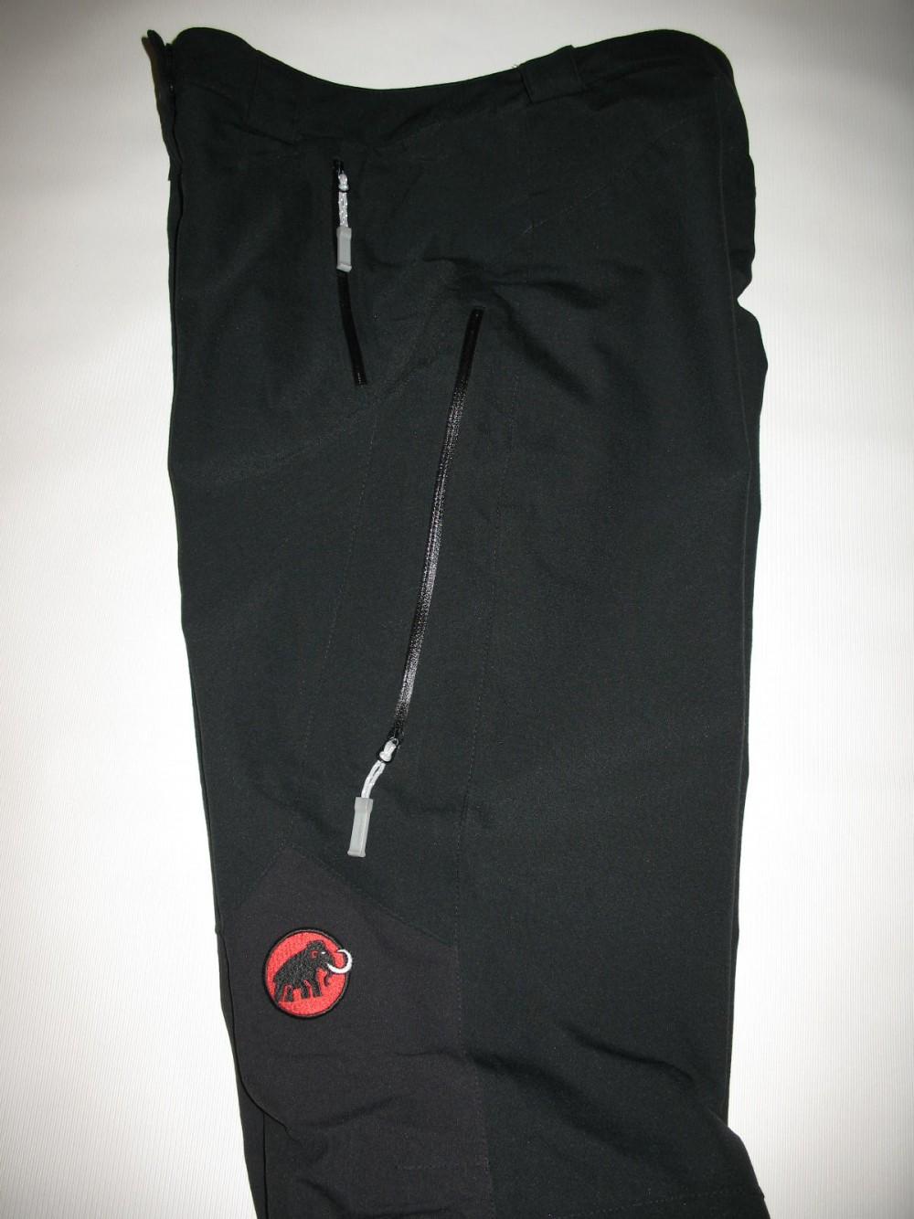 Штаны MAMMUT castor pants lady (размер 36-S/M) - 5