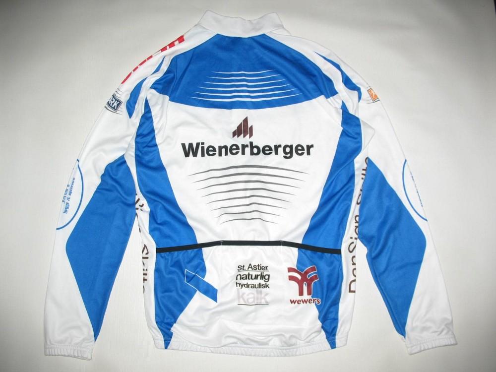 Велокомплект NORTHWAVE heino windtex/fleece 2 cycling jackets (размер XL/XXL) - 4