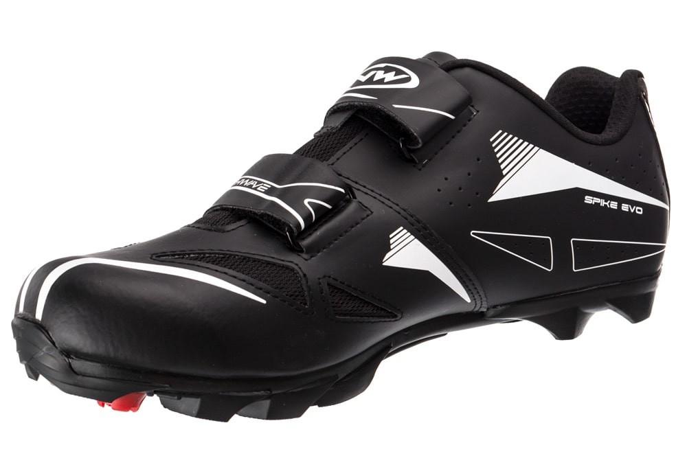 Велотуфли NORTHWAVE spike evo MTB shoes (размер US12/UK11/EU45(на стопу 293 mm)) - 2
