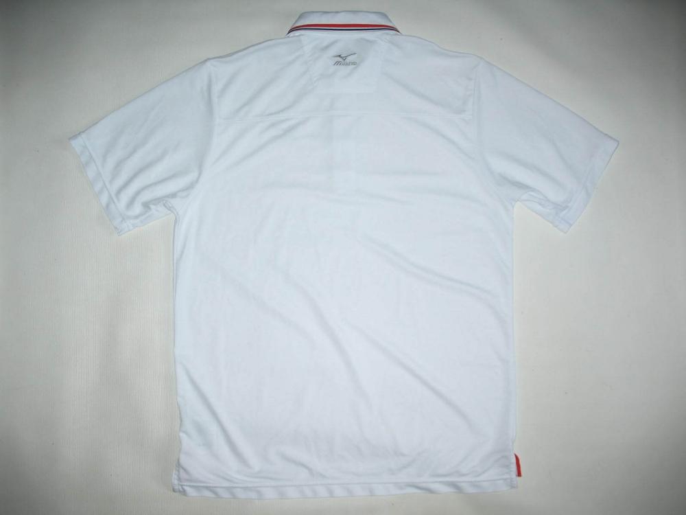 Футболка MIZUNO  Drylite Ice Touch Pique Golf Shirt (размер L) - 3