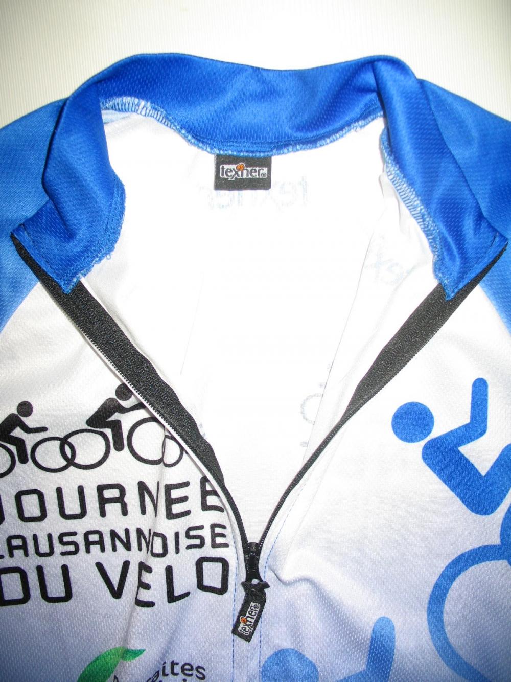 Веломайка TEXNER du velo jersey (размер XS) - 2