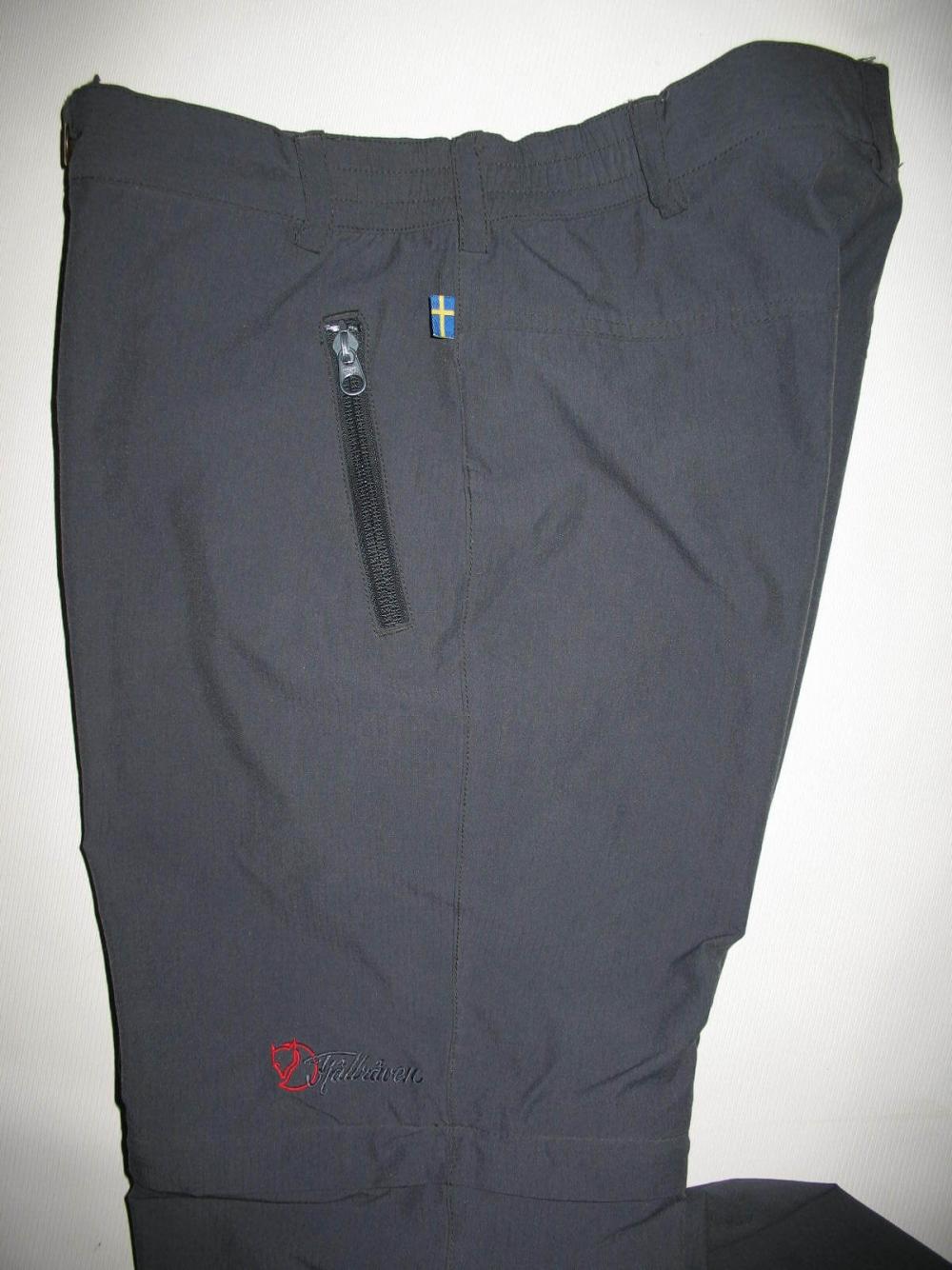 Штаны FJALLRAVEN 2in1 pants lady (размер 36/S) - 3