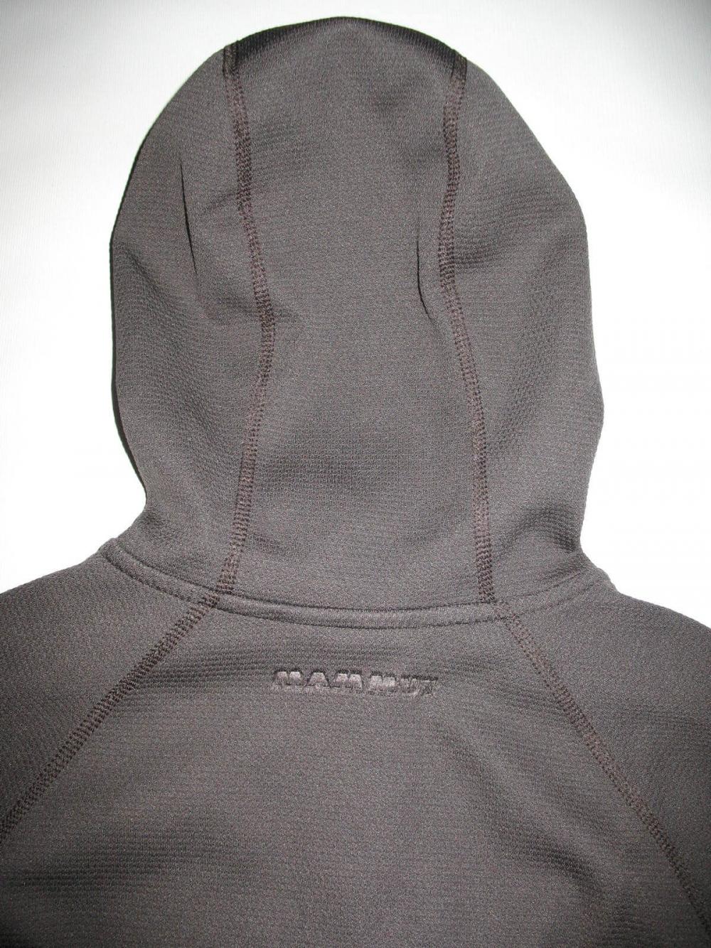 Куртка MAMMUT fleece hoodie jacket lady (размер M) - 7
