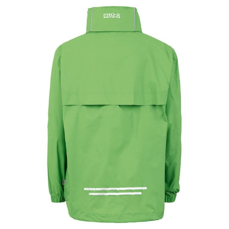 Куртка PRO-X elements waterproof green jacket (размер 164см/S) - 1