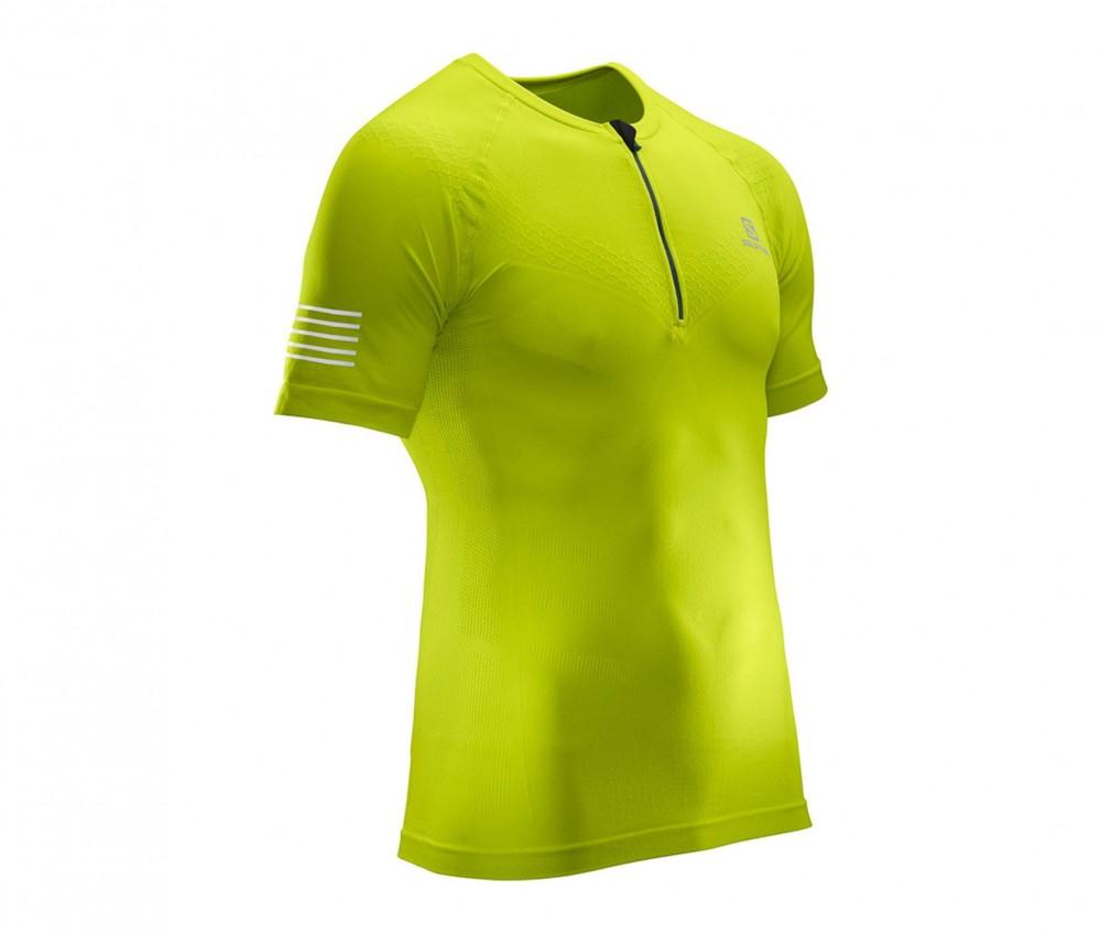 Футболка SALOMON exo motion ss jersey (размер L) - 2