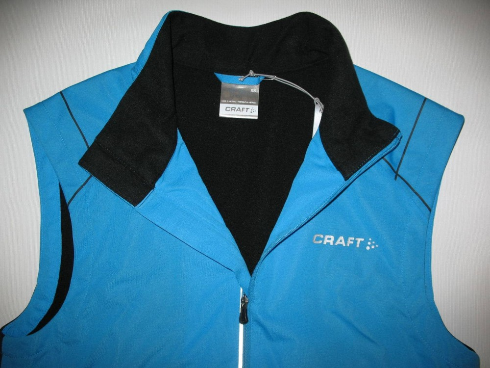 Жилет CRAFT pxc high function softshell vest (размер XS/S) - 3