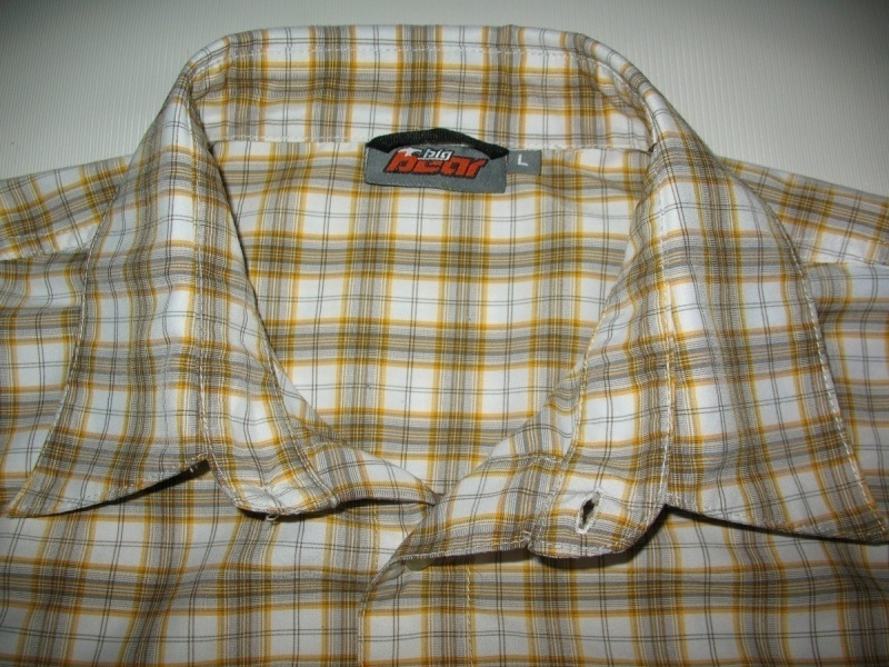 Рубашка BIGBEAR shirt   (размер L) - 2