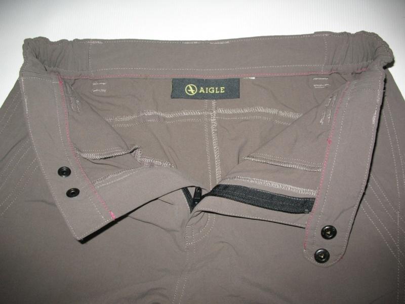 Штаны  AIGLE 2in1 pants lady  (размер S) - 2