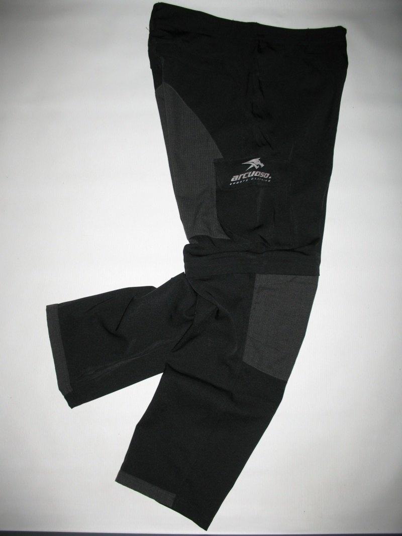 Штаны ARCUOSO 2in1 bike pants (размер XL) - 7