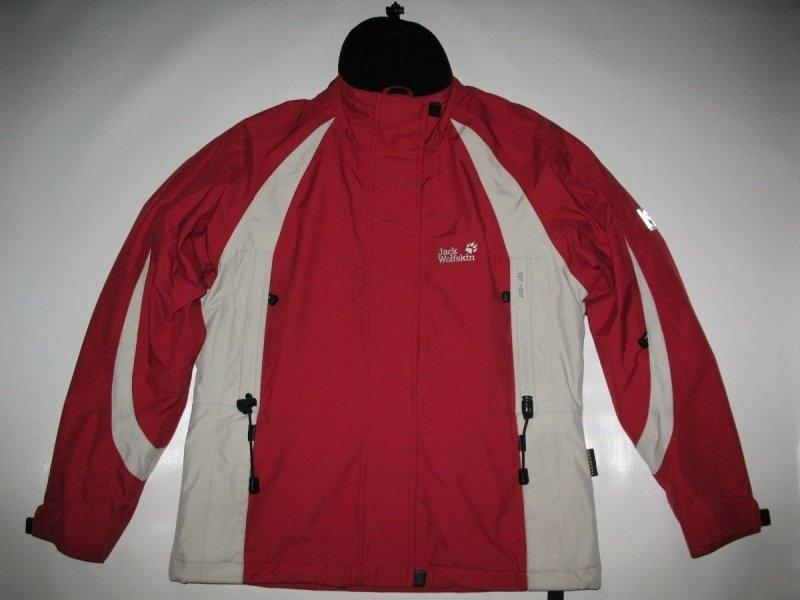 Куртка JACK WOLFSKIN TEXAPORE lady  (размер S/М) - 1