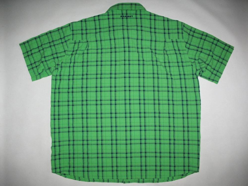 Рубашка MAMMUT belluno green shirt (размер XXL) - 1
